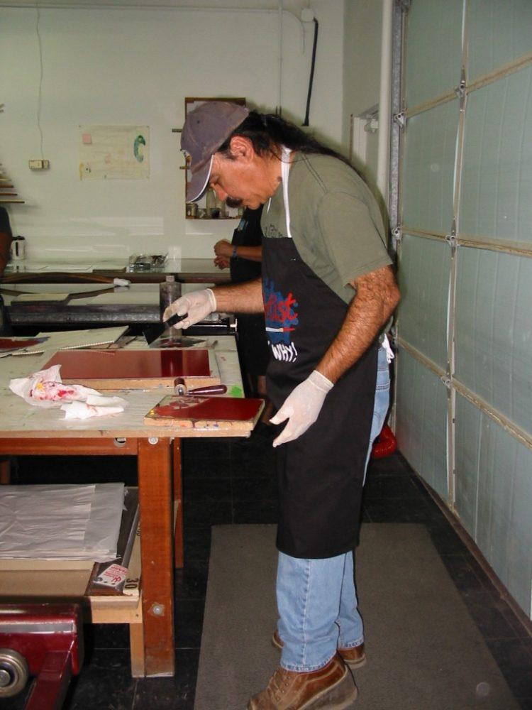 Printmaking Workshop Sept 27 & 28 2008 024 copy